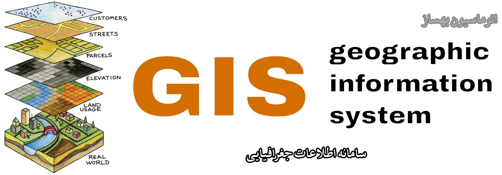 سامانه اطلاعات جغرافیایی GIS