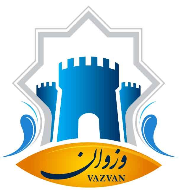 لوگو شهرداری وزوان